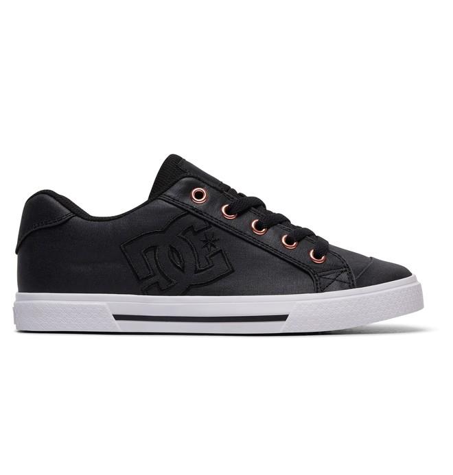 0 Women's Chelsea TX SE Shoes Black ADJS300025 DC Shoes