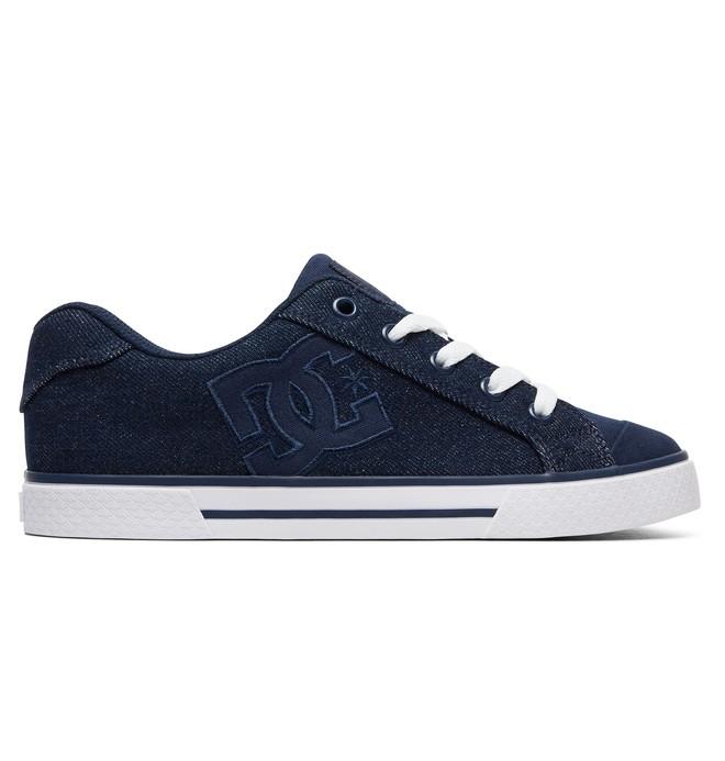 0 Women's Chelsea TX SE Shoes Blue ADJS300025 DC Shoes