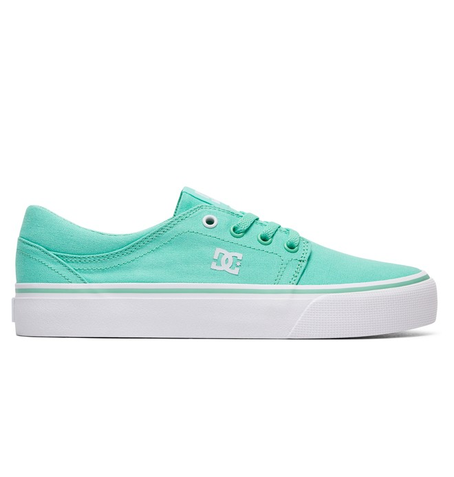 0 Women's Trase TX Shoes Green ADJS300078 DC Shoes