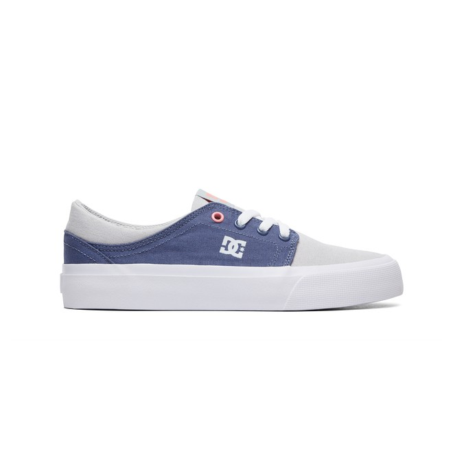0 Women's Trase TX Shoes Blue ADJS300078 DC Shoes