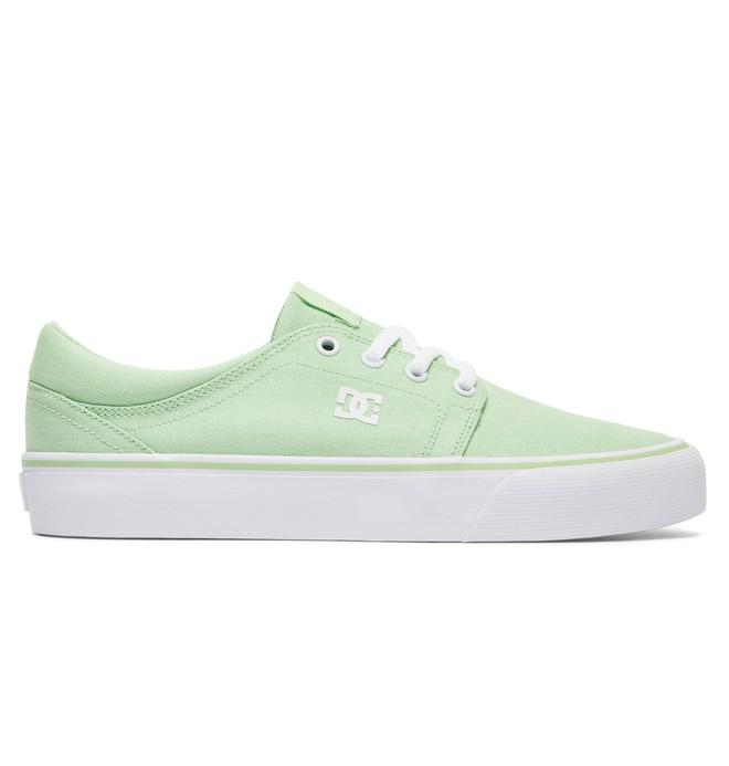 0 Trase TX - Chaussures Vert ADJS300078 DC Shoes