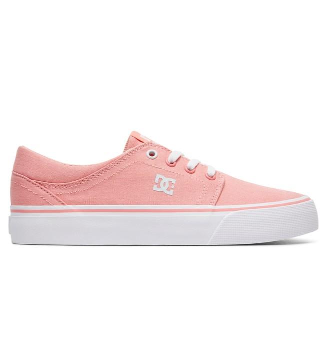 0 Women's Trase TX Shoes Pink ADJS300078 DC Shoes