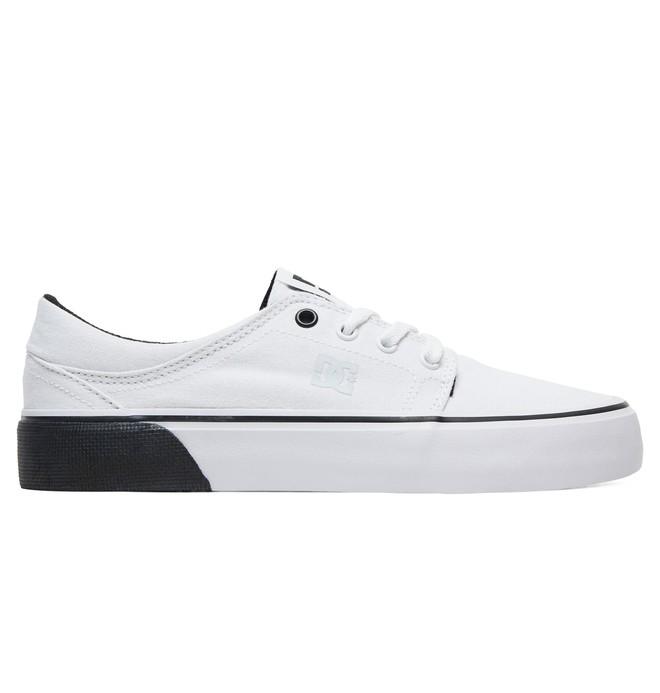 0 Women's Trase TX Shoes White ADJS300078 DC Shoes
