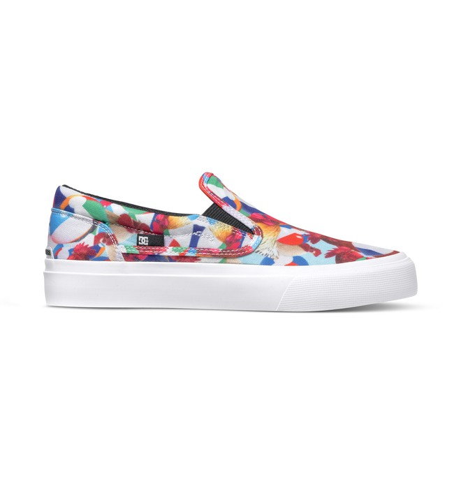 0 Zapatillas Trase Slip-On Printed - mujer  ADJS300099 DC Shoes