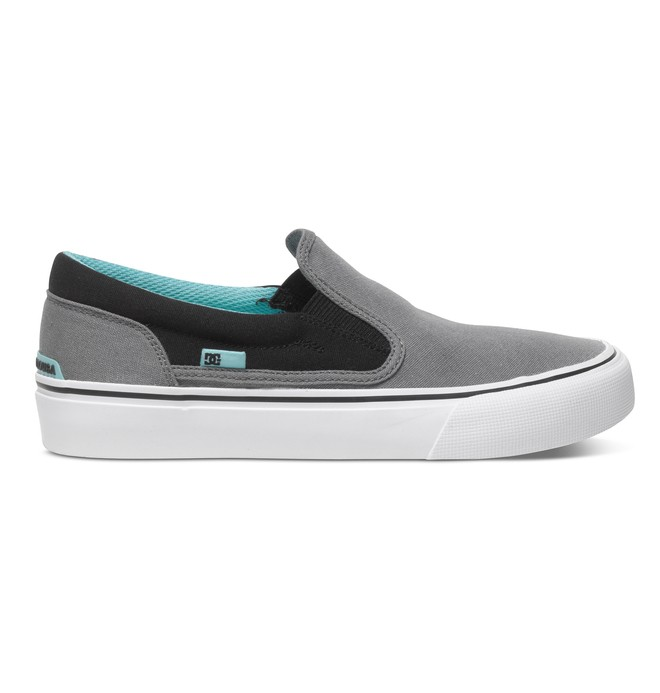 0 Trase TX - Chaussures Slip-On  ADJS300105 DC Shoes