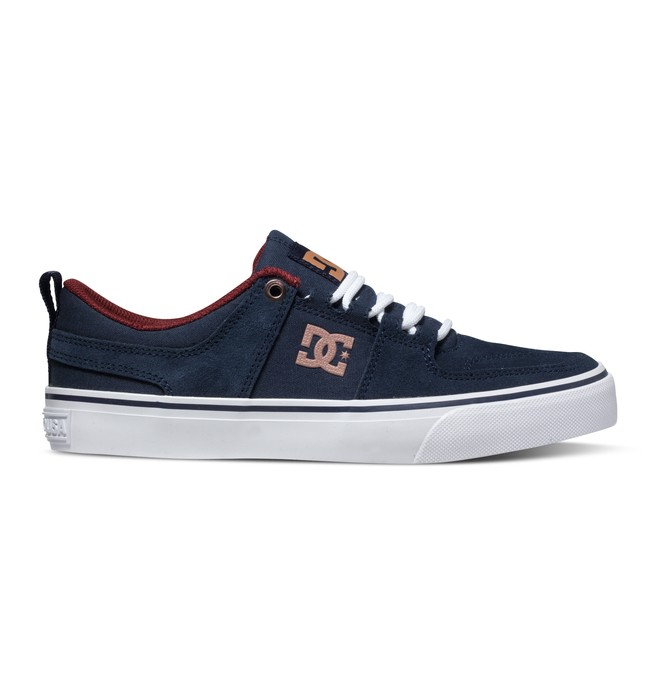 0 Women's Lynx Vulc Low-Top Shoes  ADJS300126 DC Shoes