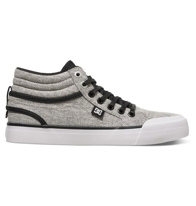0 Evan Hi TX SE - High-Top Shoes for Women Black ADJS300164 DC Shoes