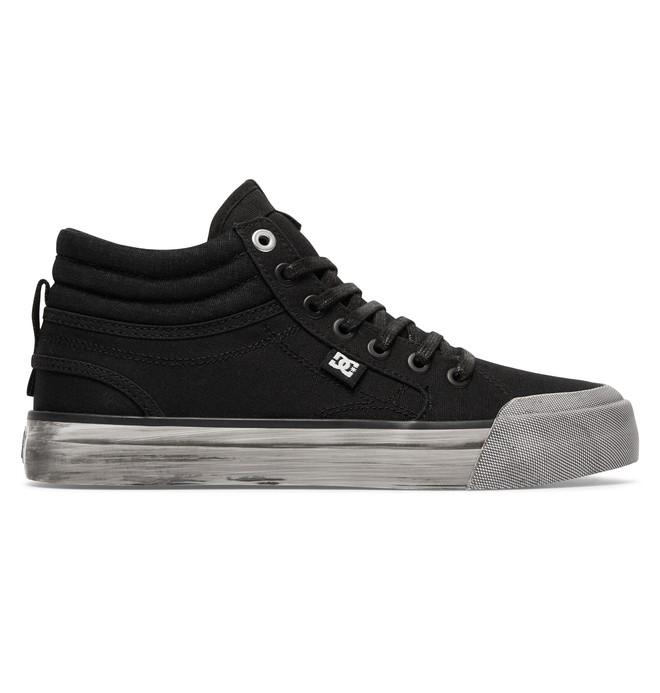 0 Evan Hi TX SE - Zapatillas Altas Negro ADJS300164 DC Shoes