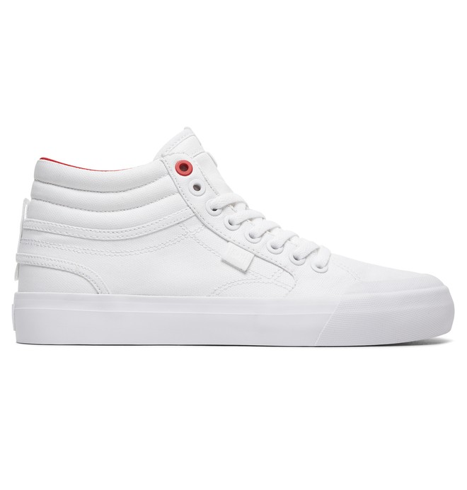 0 Evan HI TX SE - High-Top Shoes White ADJS300164 DC Shoes