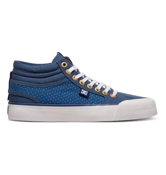 0 Evan Hi TX SE - Zapatillas Altas para Mujer Azul ADJS300164 DC Shoes