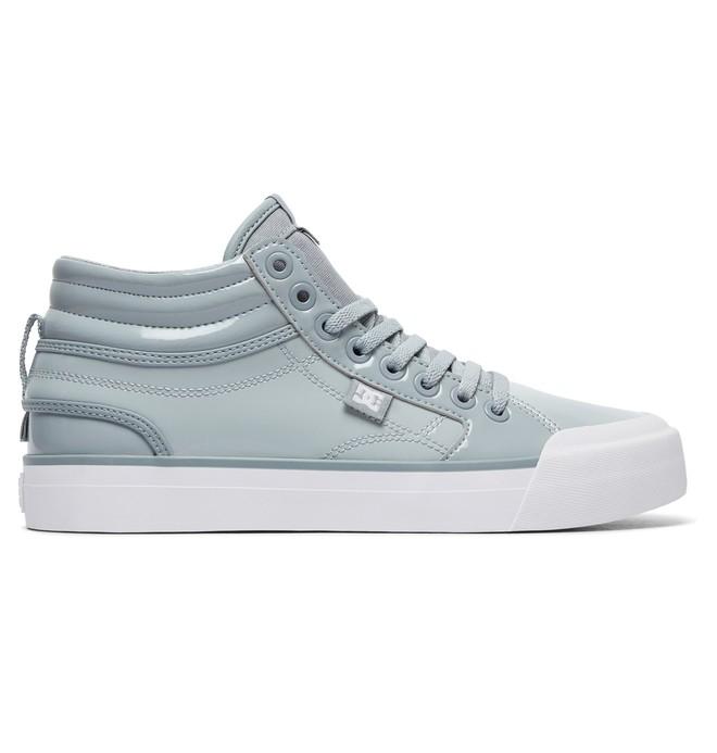 0 Evan HI SE - High-Top Shoes Grey ADJS300182 DC Shoes