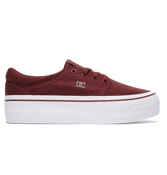 0 Trase Platform TX Flatform Shoes  ADJS300184 DC Shoes