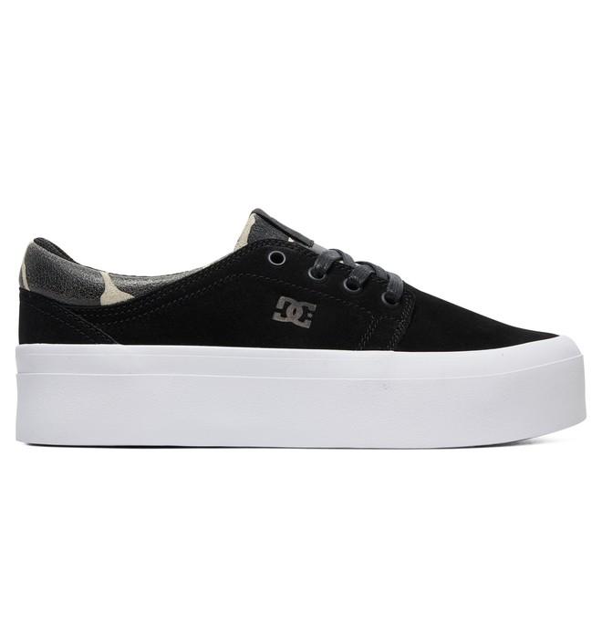 0 Trase Platform SE Shoes Black ADJS300187 DC Shoes