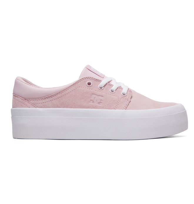 0 Trase Platform SE Shoes Pink ADJS300187 DC Shoes