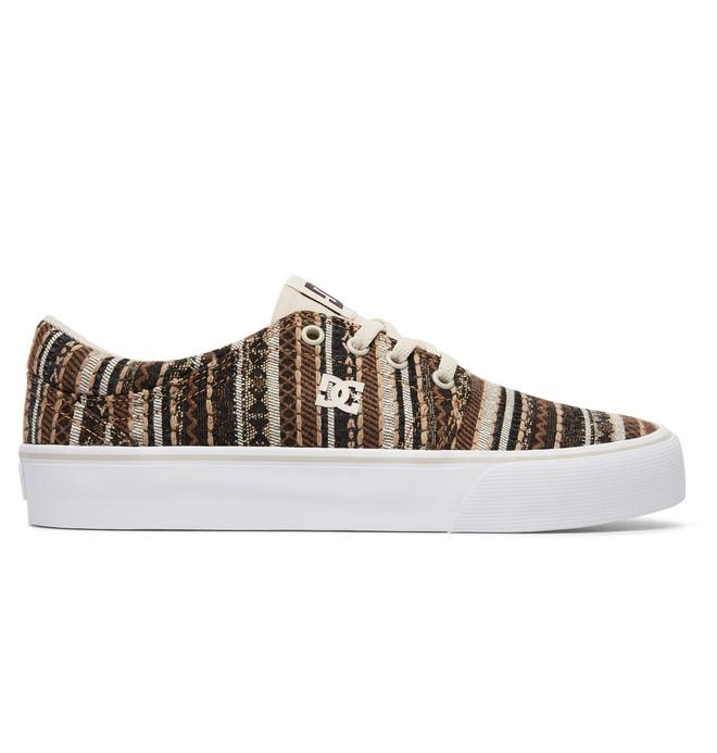 0 Trase TX LE - Shoes Brown ADJS300198 DC Shoes