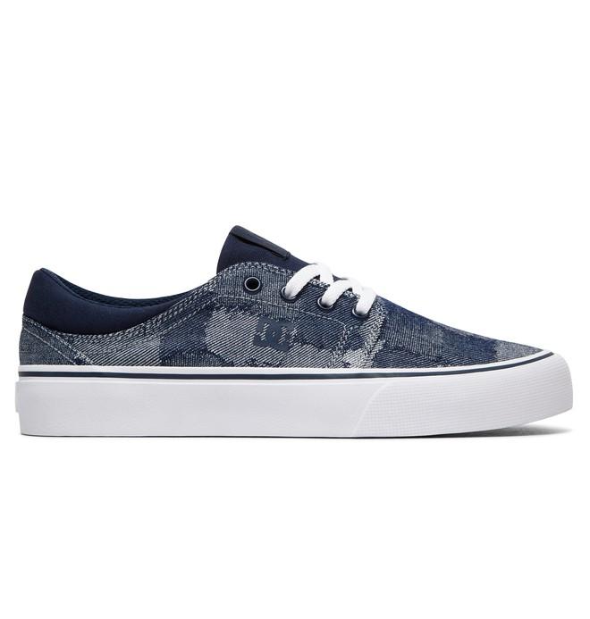 0 Women's Trase TX LE Shoes Blue ADJS300198 DC Shoes