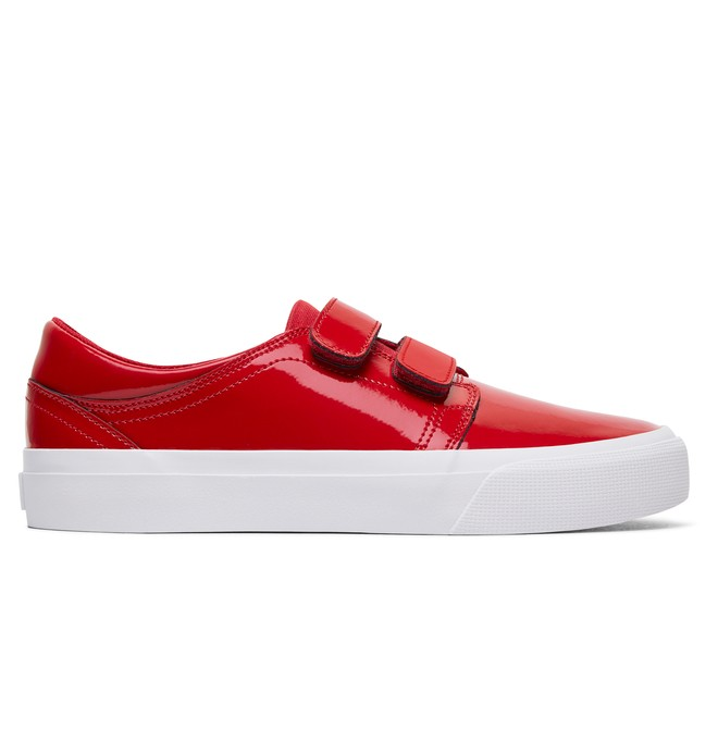 0 Women's Trase V SE Shoes Red ADJS300202 DC Shoes