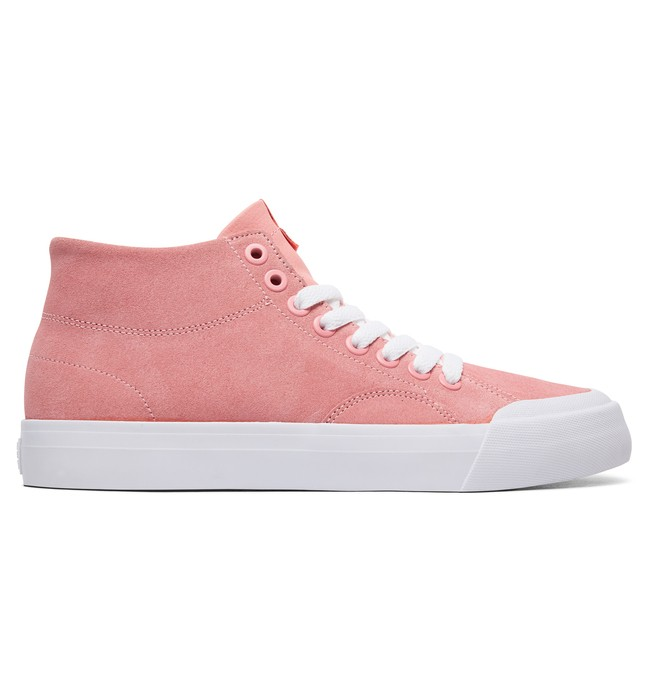 0 Evan HI Zero SE High-Top Shoes Pink ADJS300222 DC Shoes