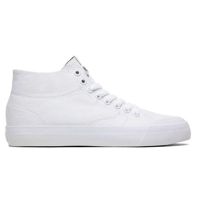 0 Evan HI Zero TX High-Top Shoes White ADJS300229 DC Shoes