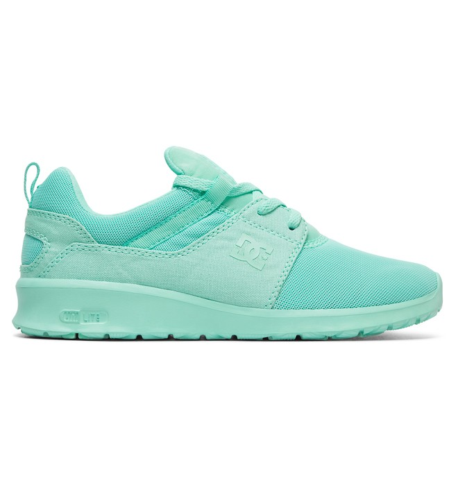 0 Heathrow - Zapatos para Mujer Verde ADJS700021 DC Shoes