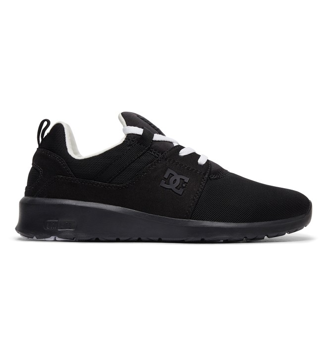 0 Heathrow - Zapatos para Mujer Negro ADJS700021 DC Shoes