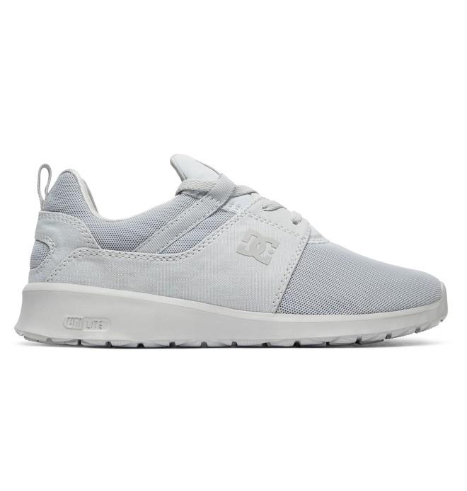 0 Heathrow Shoes Grey ADJS700021 DC Shoes