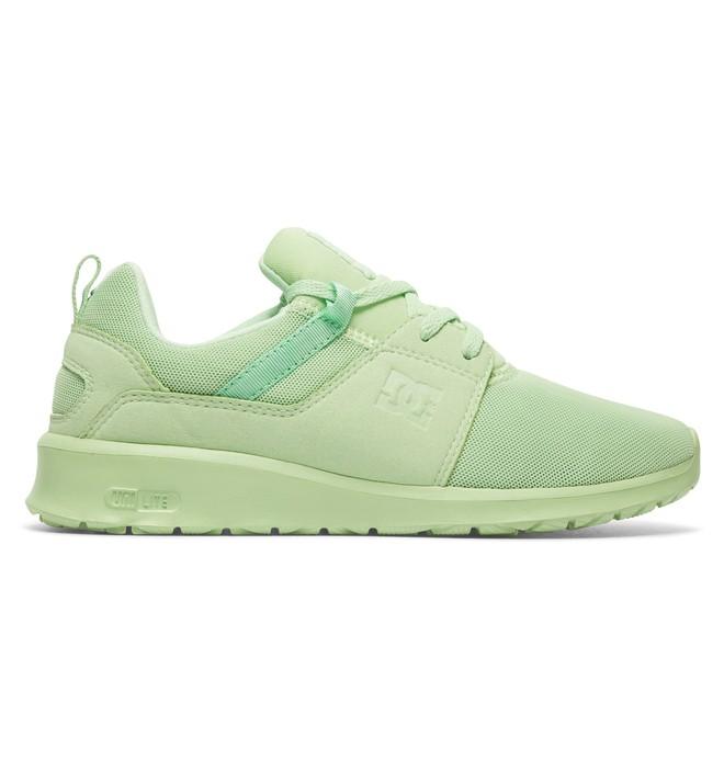 0 Heathrow - Zapatillas para Mujer Verde ADJS700021 DC Shoes