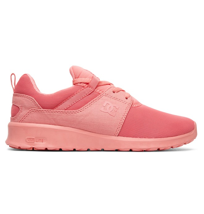 0 Heathrow Shoes Pink ADJS700021 DC Shoes
