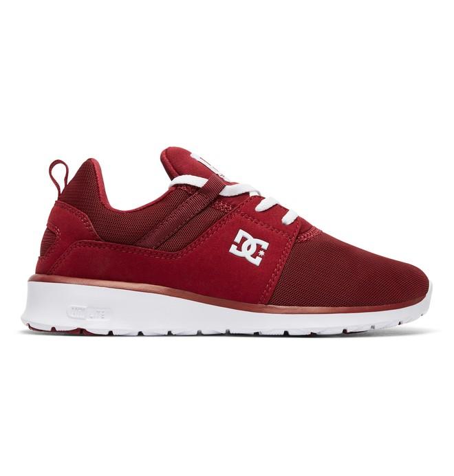 0 Heathrow - Shoes Red ADJS700021 DC Shoes