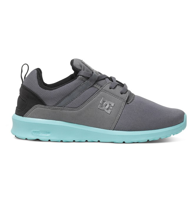 0 Heathrow - Zapatos para Mujer Gris ADJS700021 DC Shoes