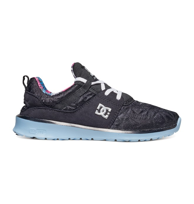 0 Women's Heathrow X TR Low Top Shoes  ADJS700024 DC Shoes