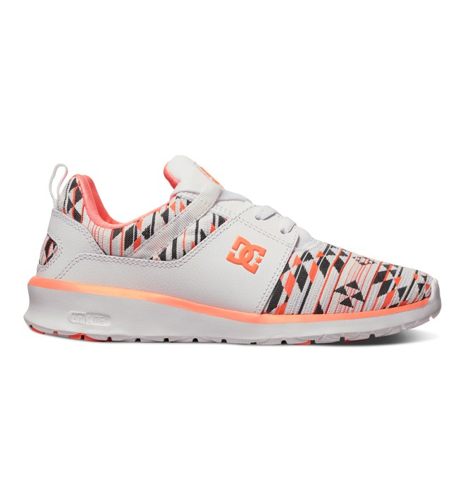 0 Women's Heathrow LE Leather Shoes  ADJS700038 DC Shoes