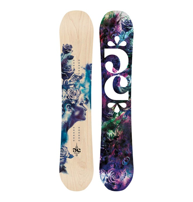 0 Women's Telegraph Snowboard  ADJSB03005 DC Shoes