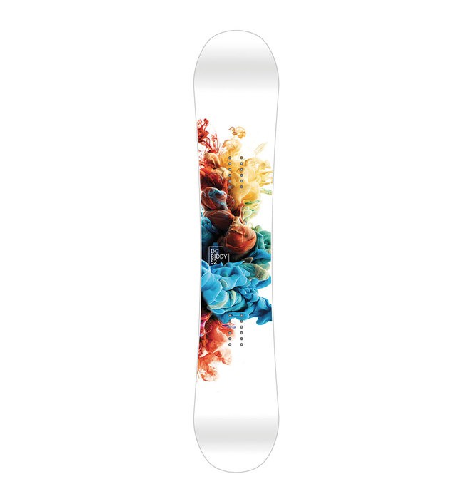 0 Biddy - Snowboard Gris ADJSB03008 DC Shoes