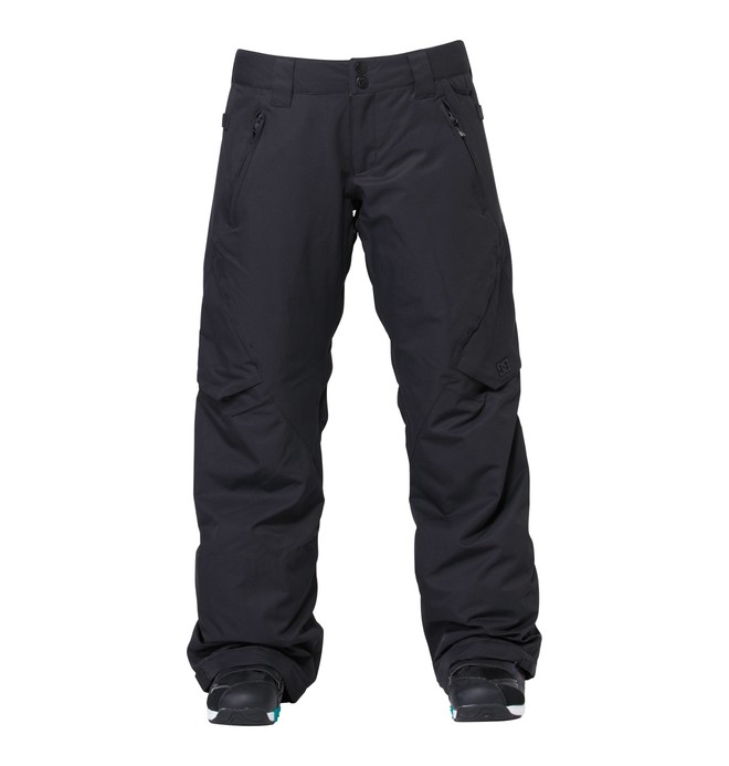 0 Women's Lace Snowboard Pants  ADJTP00005 DC Shoes