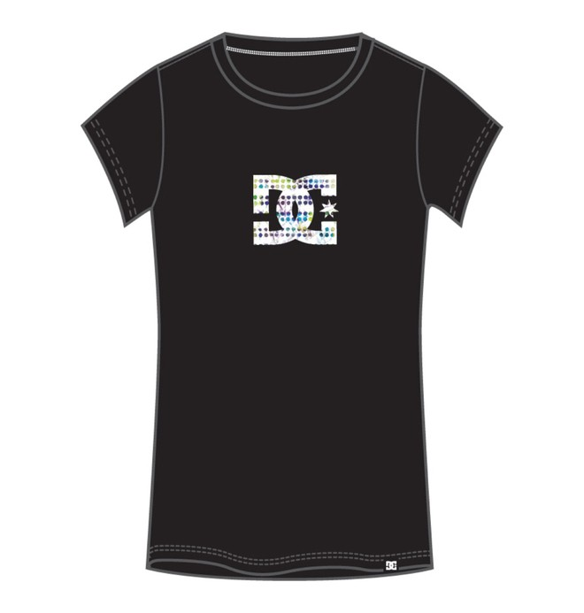 0 Women's WSS Star Snowfill First Layer Tee  ADJZT00067 DC Shoes