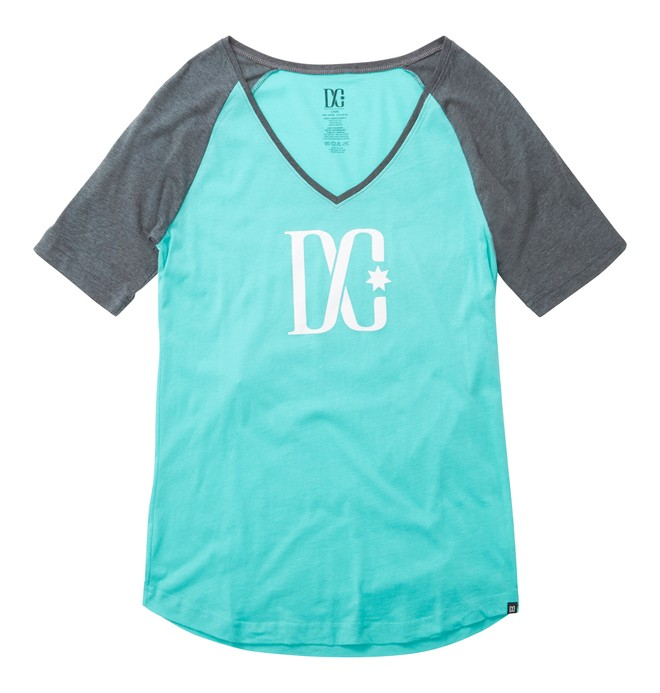 0 TSTAR RAGLAN  ADJZT00111 DC Shoes