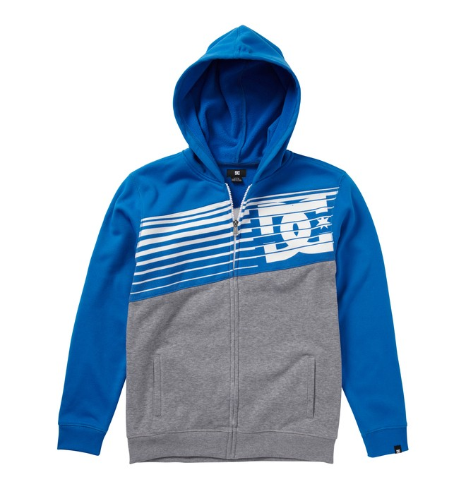 0 Kid's Go Big Sweatshirt  ADKFT00005 DC Shoes