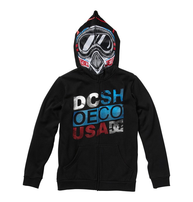0 Kid's Moto Fleece  ADKFT00012 DC Shoes