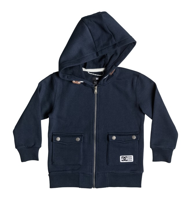 0 Boy's DC Ashley Boy Hoodie  ADKFT03006 DC Shoes