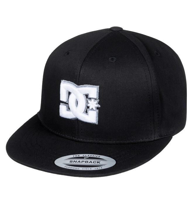 0 Boy's 2-7 Snappy Snapback Hat  ADKHA03003 DC Shoes