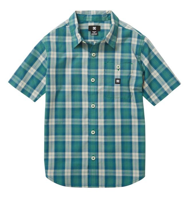 0 kid's Deeps SS Shirt  ADKWT00012 DC Shoes