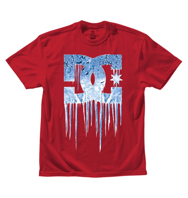 0 Kid's DCicle Tee  ADKZT00003 DC Shoes