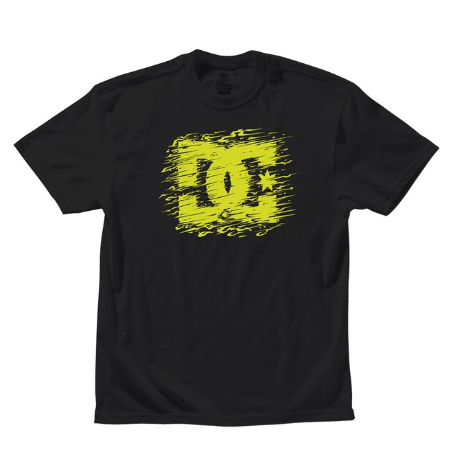 0 Kid's Testing Ground Tee  ADKZT00100 DC Shoes