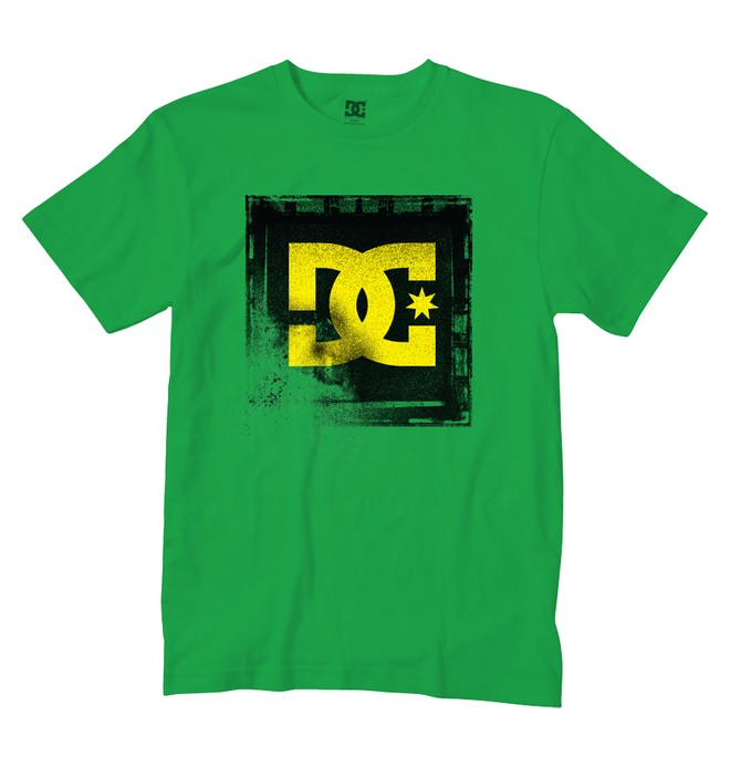 0 Boy's Blowout Tee  ADKZT00145 DC Shoes