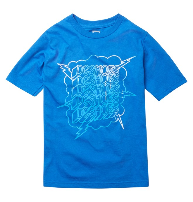 0 Kid's DC Storm Tee  ADKZT00165 DC Shoes