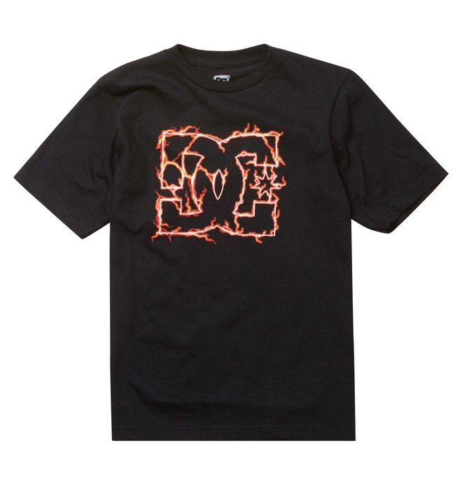 0 Kid's Quantum Tee  ADKZT00168 DC Shoes