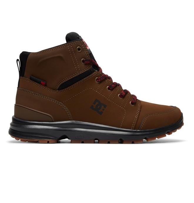 0 Torstein - Veterlaarzen Brown ADMB700008 DC Shoes