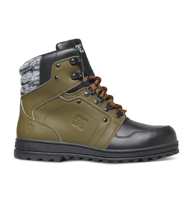 0 Men's SPT Mountain Work Boots  ADMB700011 DC Shoes