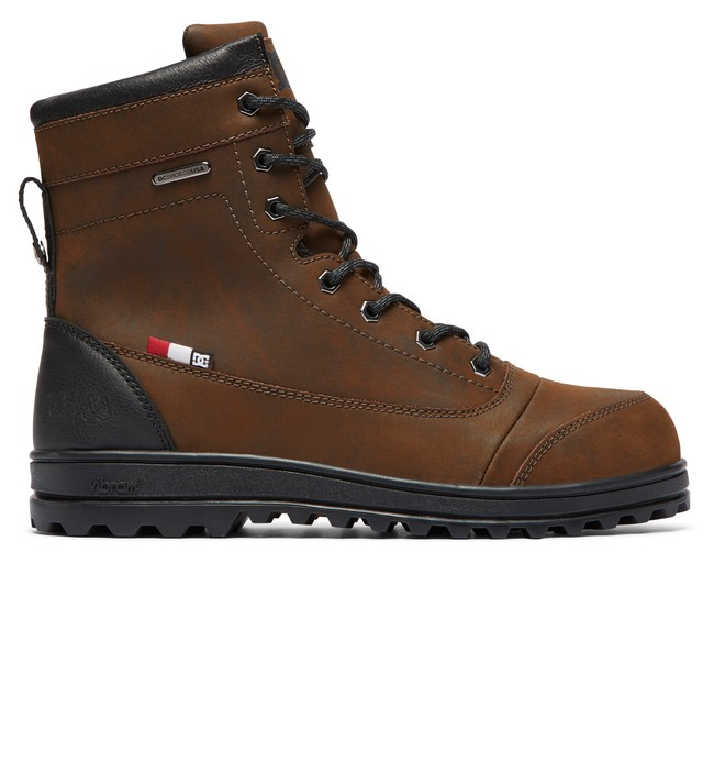 0 Travis - Waterproof Boots for Men Multicolor ADMB700012 DC Shoes